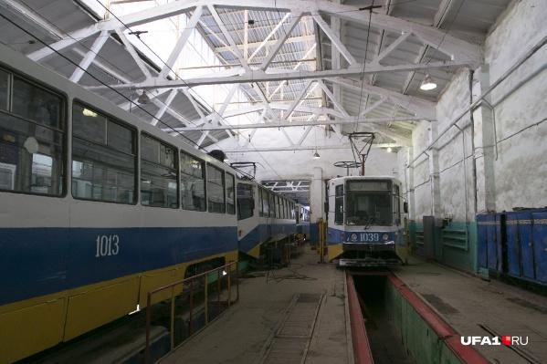 Пока неясно, удастся ли всё же избежать простоя электротранспорта в Уфе в первую неделю августа