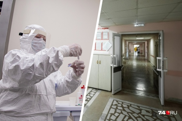 Перед госпитализацией в онкоцентр каждому больному приходится сдавать тест на коронавирус