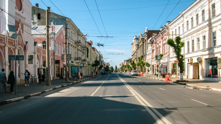 Еще на двух улицах Самары провода спрячут под землю