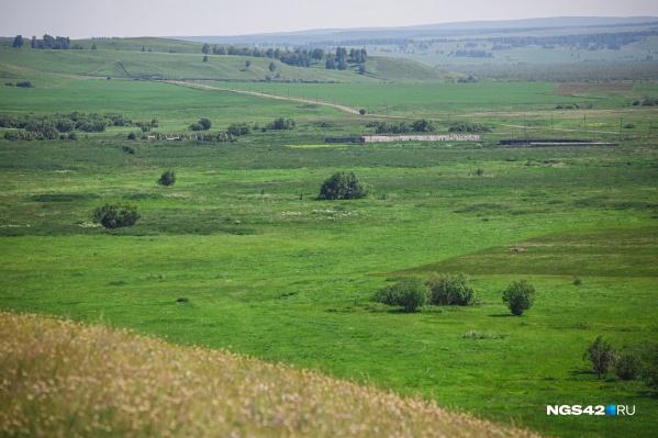 Площадь особо охраняемых земель составила 317 гектар