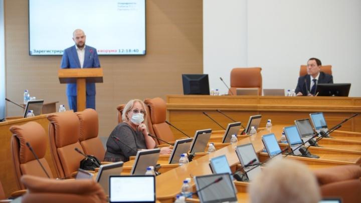 Красноярские депутаты попросили усилить контроль над профилактикой клещевого энцефалита