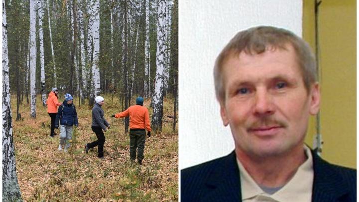 В Свердловской области полтора месяца ищут пропавшего мужчину
