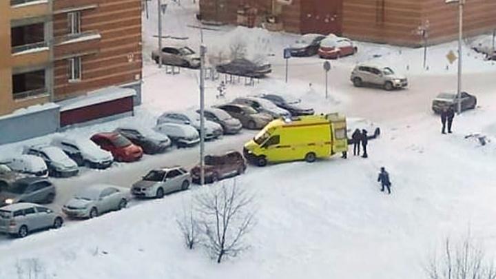 Следственный комитет начал проверку после гибели девочки на горке в Новосибирске