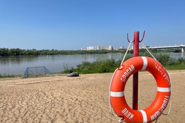 Всего за сутки в Омске произошло 9 трагических случаев на воде