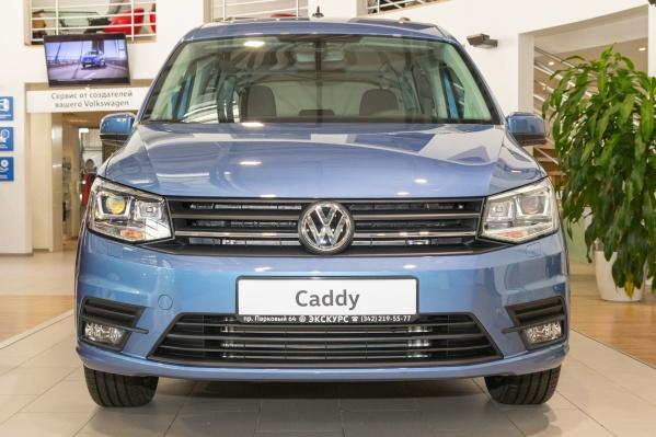 Volkswagen Caddy Beach — почти идеальный автомобиль для путешествий