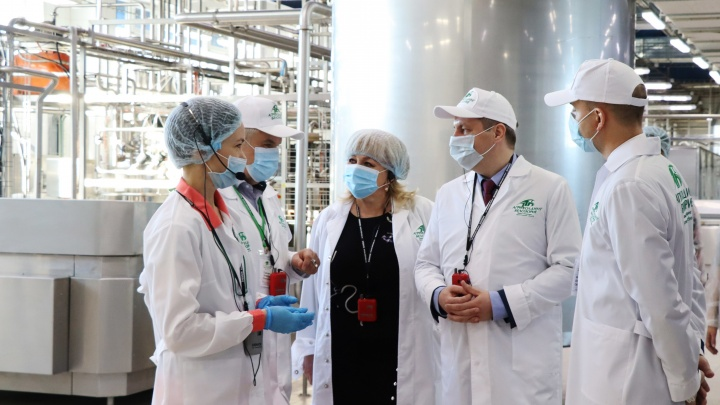 85 лет безупречного качества: лидер регионального рынка, АО «Молоко», отмечает юбилей