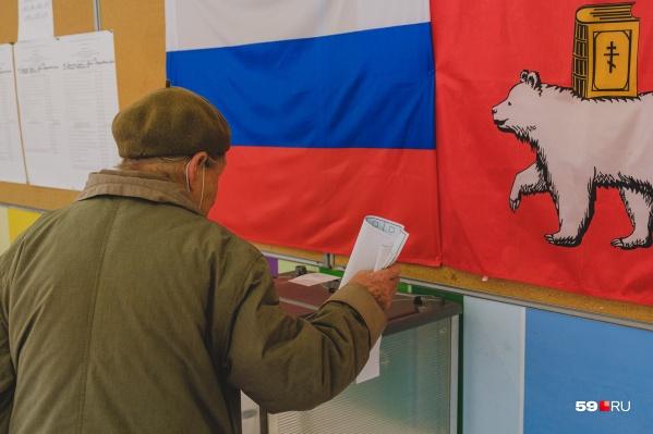 Глава краевой избирательной комиссии Игорь Вагин заявил, что выборы прошли без серьезных нарушений