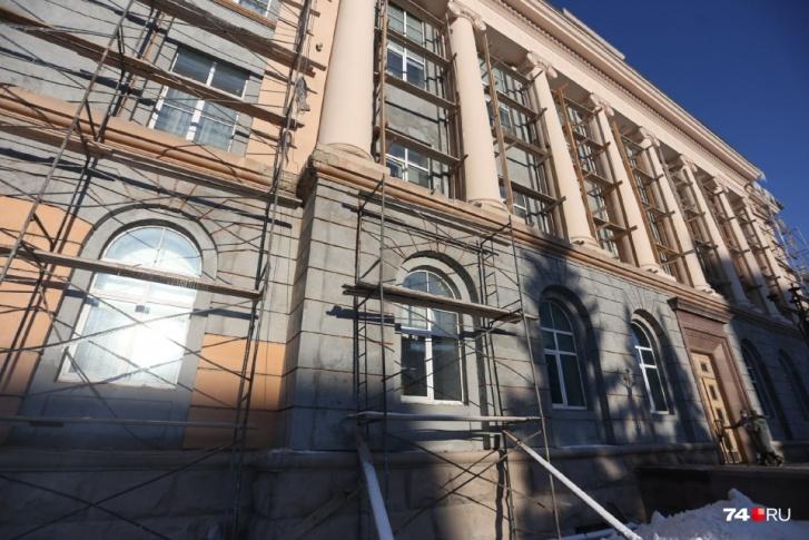 Ремонт Публички перерос в уголовное дело