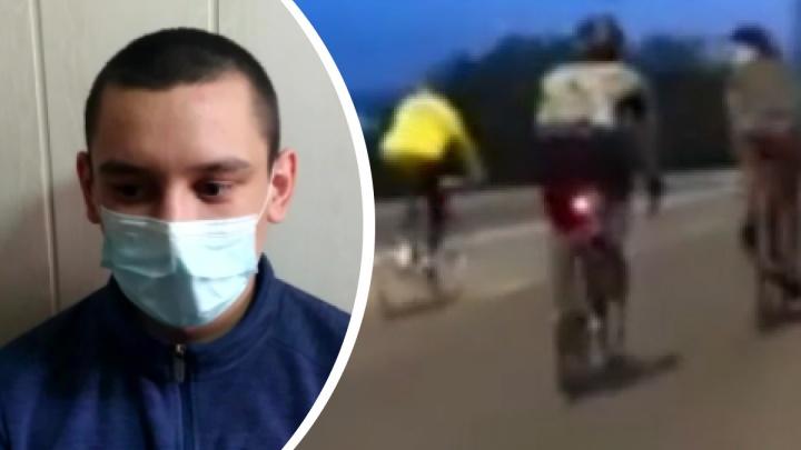 «Произошла провокация»: стрелявший по велосипедистам на Дубровинского сам сдался полиции