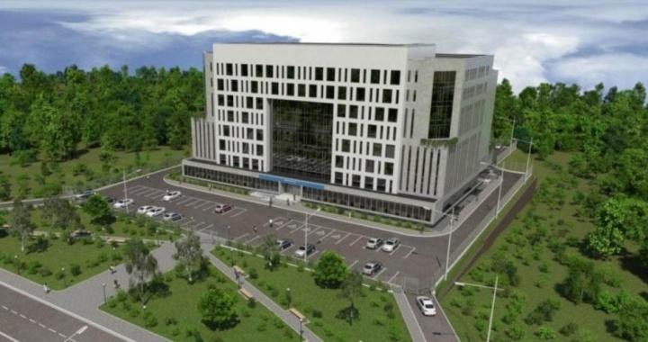 Власти рассказали, зачем в Кемерове строят еще одну налоговую