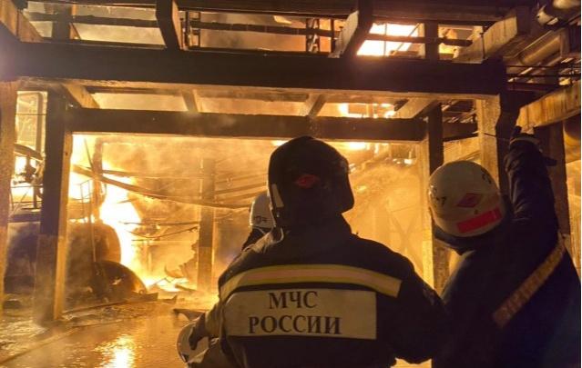 Уфимские пожарные сняли видео о своей работе. Посмотрите на эти завораживающие кадры