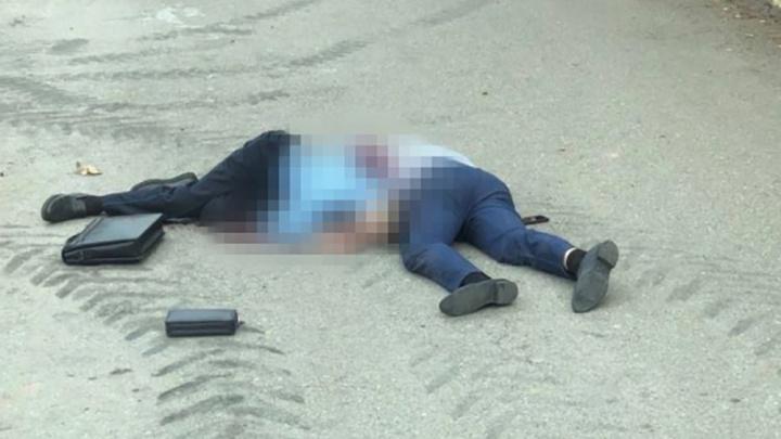 Двойное убийство из-за самостроев: в Сочи застрелили приставов. Онлайн 93.RU с места событий