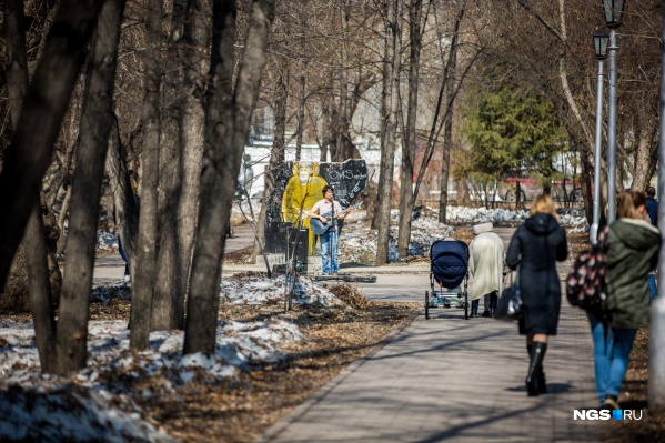 В целом Новосибирская область остается привлекательной для приезжих