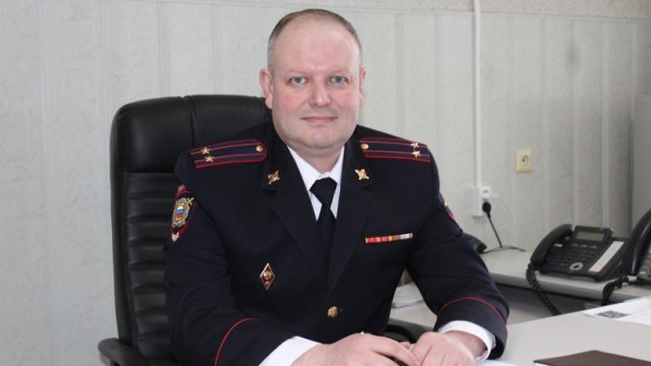 Полицейского с ВИЗа отправили руководить отделением в Асбесте