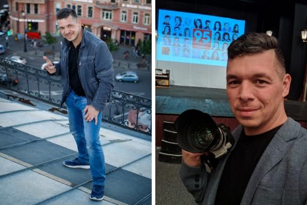 Алексей Фадеев был известным в Каменске-Уральском фотографом