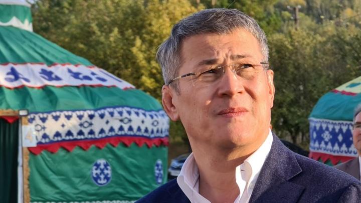 Доход главы Башкирии Радия Хабирова за год снизился на 800 тысяч рублей