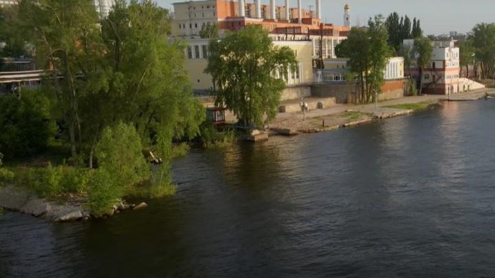 Видеоблогер показал, где в Самаре построят новую набережную