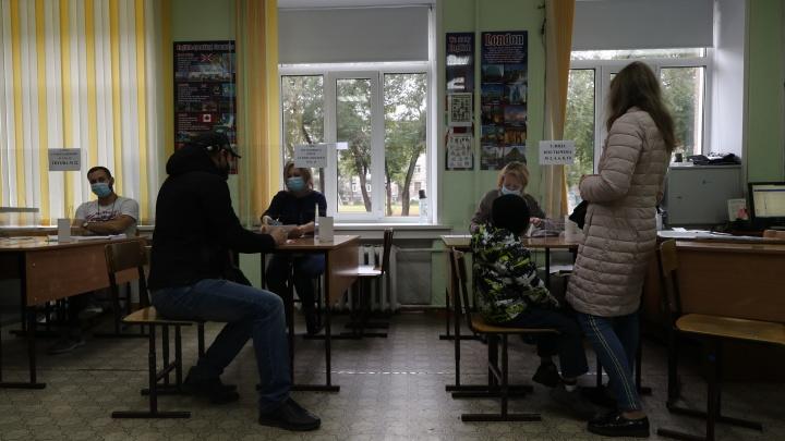 Явка на выборах в Госдуму в Новосибирской области составила 20,5%