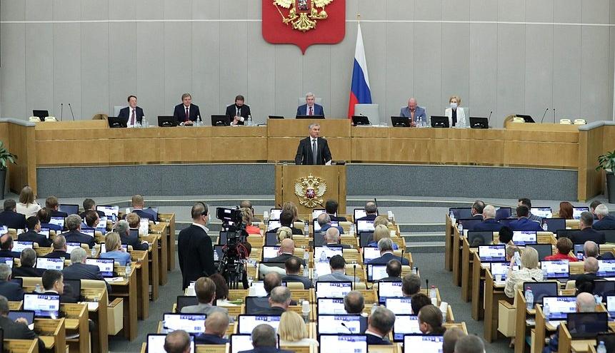 Госдума рассмотрит законопроект об «обнулении» сроков губернаторов
