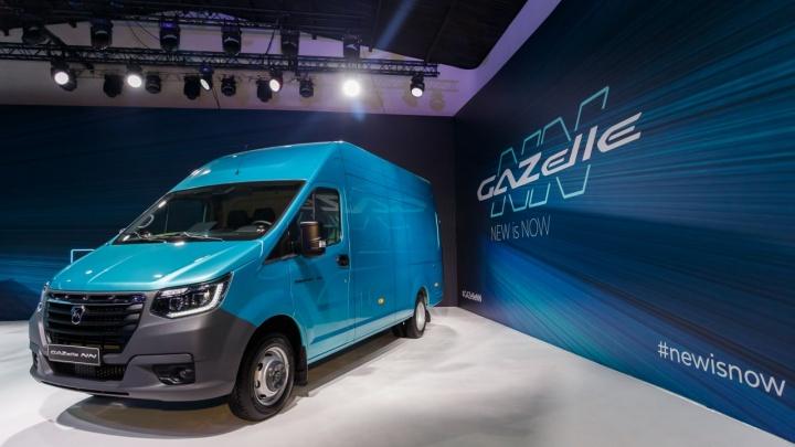 Цифровые «ГАЗели NN» появятся на дорогах в Перми в августе: заказы на авто нового поколения уже стартовали