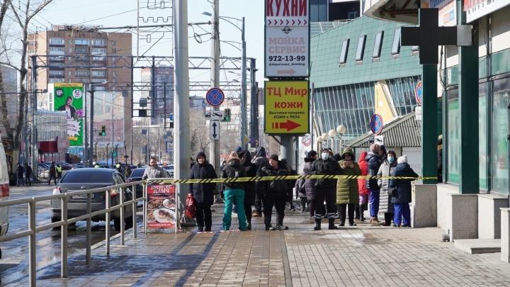 Самарские чиновники рассказали, когда заработает горевший ТОЦ «Скала»
