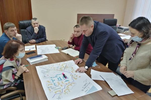 Представители «КрасКома» выясняют причины отравления людей