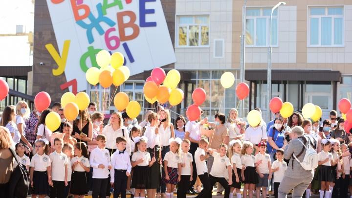 В экорайоне «Вересаево» открылась самая большая школа в Ростовской области