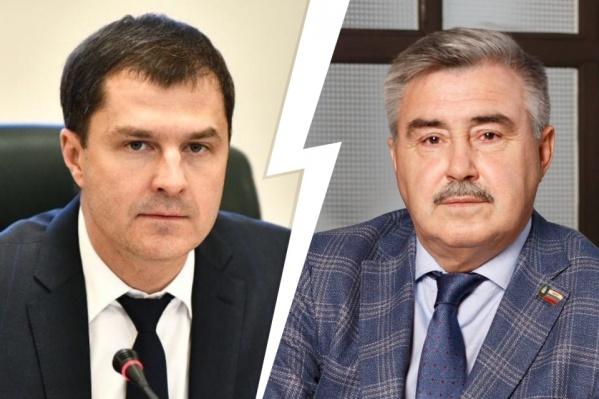 Мэр Ярославля Владимир Волков решил судиться с депутатом муниципалитета Анатолием Кашириным