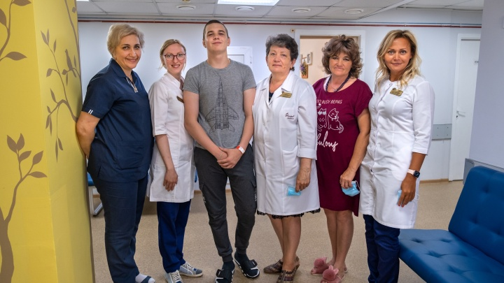 Челябинские врачи благодаря новой процедуре спасли подростка с четвертой стадией рака