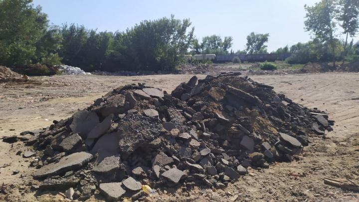 Росприроднадзор обнаружил на земле банка «Центр-Инвест» свалки, отравлявшие побережье Дона