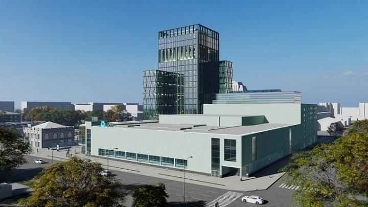 К ЦУМу пристроят 10-этажное здание с обзорной площадкой