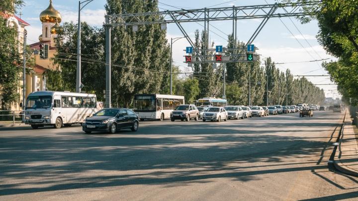 В Самаре предложили построить второй этаж Московского шоссе