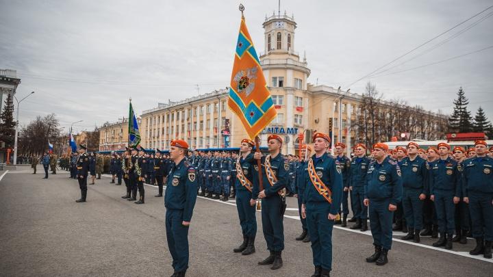 Когда в Кемерово пройдет салют и торжественное шествие: полная программа на День Победы
