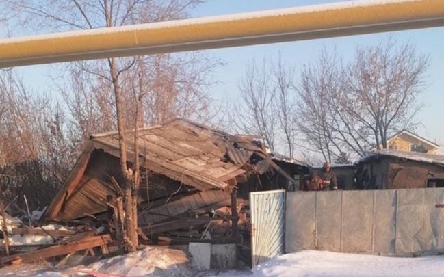 «Готовила еду»: в МЧС озвучили причины взрыва в жилом доме в Безенчуке