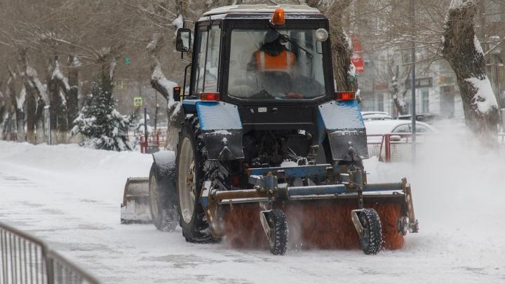 Волгоградский водитель снегоуборочного трактора насмерть сбил пенсионерку в Москве