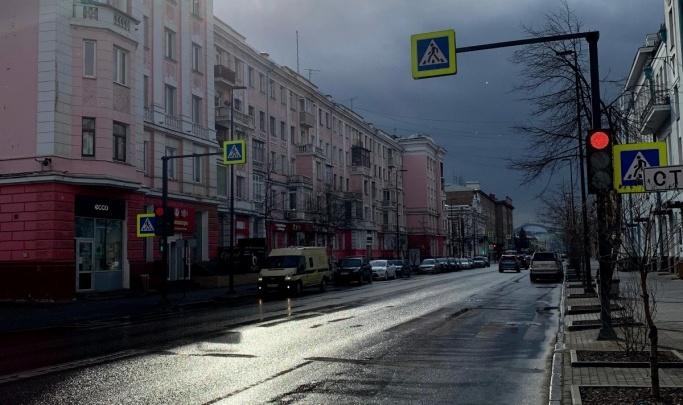 В Красноярск идет аномальное похолодание. Когда ждать потепления