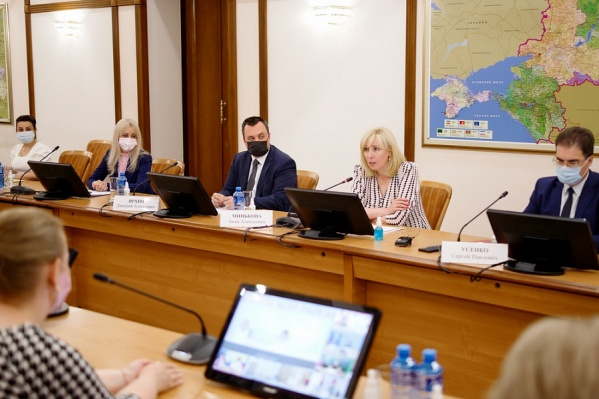Анна Минькова занимает должность заместителя губернатора Краснодарского края с апреля 2015 года