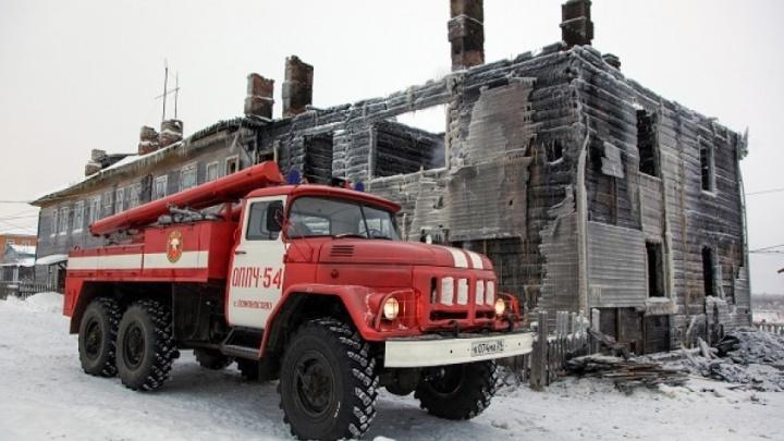 В 2021 году уже 10 человек в Архангельской области погибли в пожарах