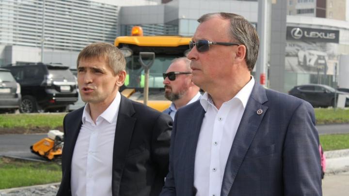 «Зато батуты быстро согласовывают!» Мэр Алексей Орлов разнес министерство госимущества за волокиту