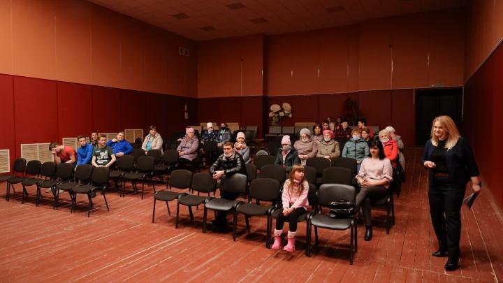 В Пермском крае открылись «социальные кинозалы»