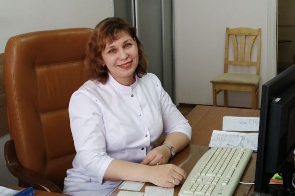 Илона Валерьевна&nbsp;Меледина, заведующая иммунологическим отделением врач —<br>иммунолог-аллерголог высшей категории к.м.н.