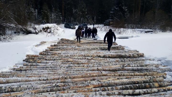 Депутаты из Башкирии придумали, как спасти от вырубки лес на Инзерских зубчатках