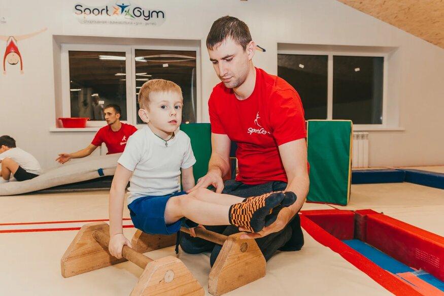 Ребенка определят в ту группу, где ему будет комфортнее и целесообразнее тренироваться