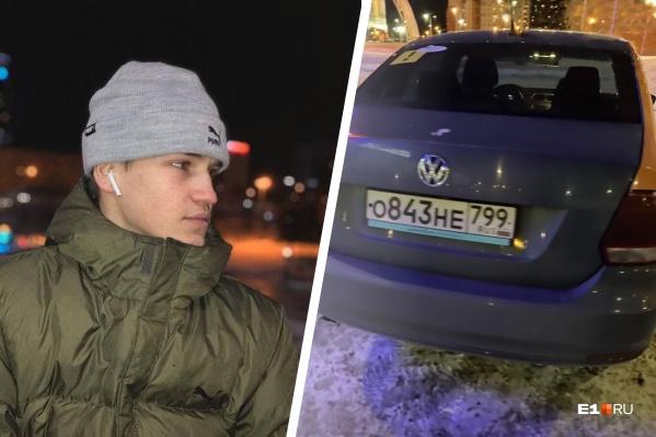 Данил Заварницын много раз брал каршеринговые автомобили, но с проблемами столкнулся впервые