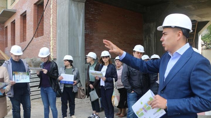 Группа «Аквилон» увеличит объемы жилищного строительства в Поморье