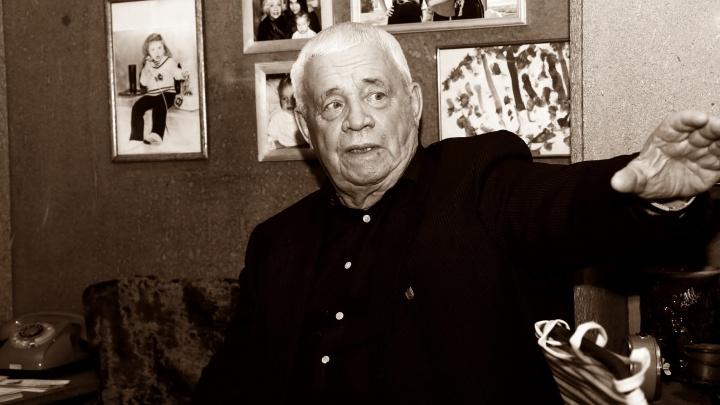 В Волгоградской области прощаются с поэтом Львом Кривошеенко