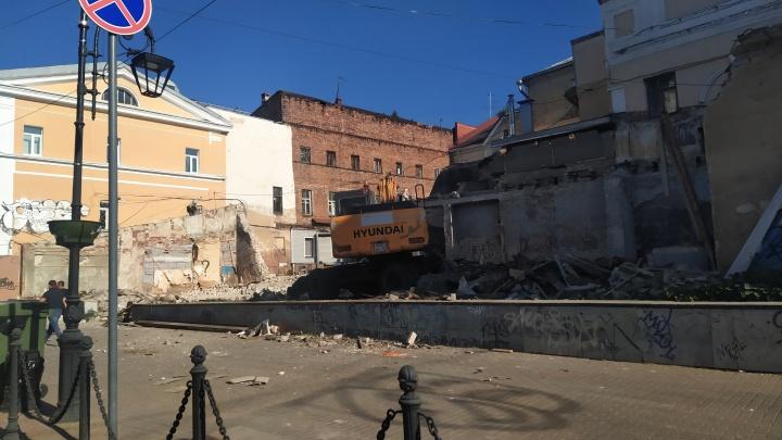 На улице Рождественской в Нижнем Новгороде построят церковь