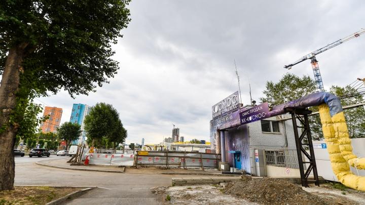 «Стройка рассчитана на пять лет»: как будут превращать бывшую промзону Завокзального в жилую