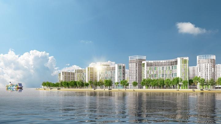 Межрегиональные сделки: омичи смогут купить квартиру в Петербурге от ЛСР, не выезжая из своего города