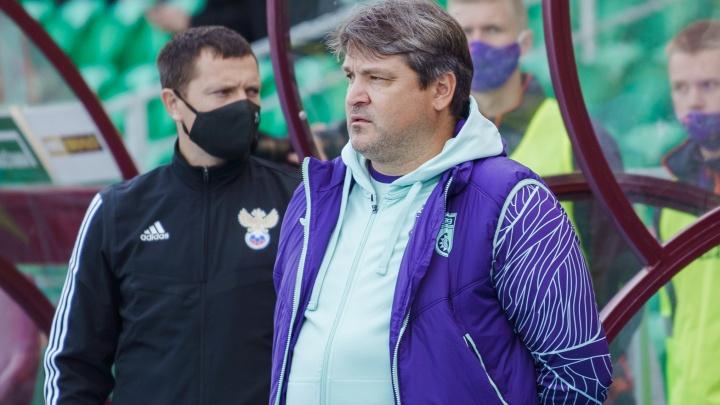Любит футбол, цветы и сбегать с пресс-конференций: назначен новый главный тренер «Шинника». Кто он